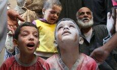 Правозащитники: Россия нанесла новые удары по Алеппо