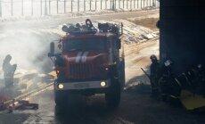 Ugunsgrēkā Krievijā gājuši bojā 12 cilvēki