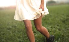 Sievišķīgs izaicinājums: 30 dienas svārkos un kleitās