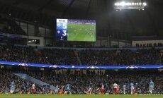 Manchester City v AS Monaco Champions League, Etihad Stadium