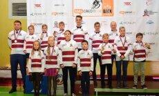 Foto: Latvijas BMX klubu ballē Jelgavā godināti sezonas laureāti