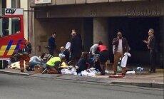 Briseles teroraktos cietuši 40 dažādu valstu pilsoņi; identificēti pirmie četri upuri