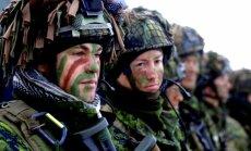 Krievija jauniešus-dubultpilsoņus mēģinot iefiltrēt Lietuvas obligātajā dienestā