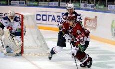 Miķelis Rēdlihs - rezultatīvākais pēc četrām aizvadītajām KHL Gagarina kausa spēlēm