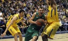'Panathinaikos' izlīdzina rezultātu Eirolīgas ceturtdaļfināla sērijā