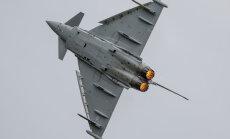 Истребители ВВС Германии совершат тренировочные полеты над Эстонией