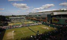 Vimbldonas tenisa turnīrā sola nebijušus drošības pasākumus