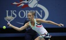В полуфинале US Open — одни американки, а Плишкова больше не первая ракетка