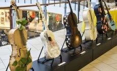 Foto: Tradicionālā 'Bilžu' izstāde. Tēma – instrumenti un to pārvērtības