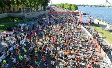 Jau pirmajās pieteikuma stundās Lattelecom Rīgas maratonam reģistrējas 15 valstu pārstāvji