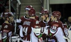 Rīgas 'Dinamo' aizvadīs izšķirošo maču par Cerību kausa kvalifikācijas kārtas pārvarēšanu