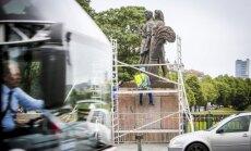 Viļņas mērs gatavs atdot padomju laika skulptūras Krievijai; piedāvā apmaiņu