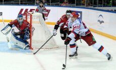 Hokeja izlases debitants Roberts Lipsbergs: Spēlēt nacionālajā valstsvienībā ir liels gods