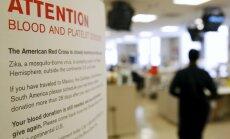 Francijā konstatēts pirmais Zikas vīrusa saslimšanas gadījums