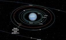 Atklāts jauns Neptūna mēness