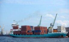 Перевалка грузов в латвийских портах упала на 7,5%