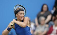 Ostapenko netiek starp ASV atklātā tenisa čempionāta izliktajām tenisistēm