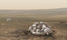 Названы причины провала российско-европейской марсианской миссии