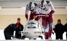 Pasaules kausa posms bobslejā un skeletonā Siguldā notiks decembra sākumā
