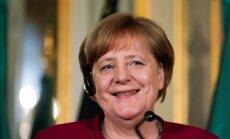 Merkele dod jaunu stimulu reformām eirozonā
