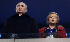 Рунет об открытии Игр: девушка рядом с Путиным и заснувший Медведев