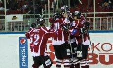 'Rīgas' hokejisti Piņķos piekāpjas divīzijas līderei 'Loko'