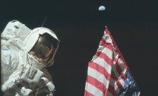 Foto: Iepriekš neredzēti 'Apollo' programmas kadri