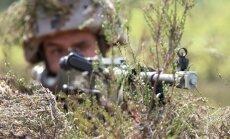 В армии Латвии появятся сухпайки и для вегетарианцев