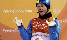 Frīstailists Abramenko izcīna Ukrainai pirmo zelta medaļu Phjončhanas olimpiādē