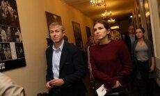 Развод Романа Абрамовича с Дашей Жуковой встревожил мир искусства