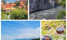 Labākie Gruzijas kalnu un piekrastes kūrorti, kurp doties vasaras atvaļinājumā