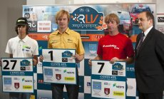 'Rallijā Latvija' pirmais starta numurs būs somam Jari Ketomā