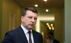 Krievija ir neprognozējama un agresīva valsts, saka Vējonis