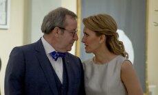 ФОТО: Президент Эстонии с первой леди посетили открытие роскошного отеля Hilton