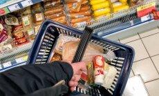 Жительница Латвии, покупающая продукты в Литве: здесь все дешевле, кроме алкоголя