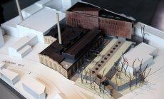 Bijusī korķa fabrika atdzims par mūsdienīgu mākslas centru 'Zuzeum'