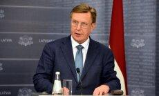 Kučinskis ar Baltijas valstu premjeriem pārrunās jautājumu par Rubesas atbilstību 'RB Rail' vadītājas amatam