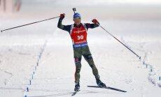 Vācietis Lesers negaidīti uzvar Pasaules kausa distancē ar masu startu