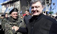 Ukraina jūnijā ar ES parakstīs brīvās tirdzniecības līgumu