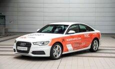 'Audi' ar vienu degvielas tvertni plāno šķērsot rekordlielu valstu skaitu