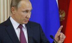 Путин: важно правильно распорядиться собственной властью