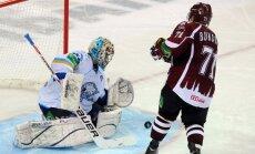 Rīgas 'Dinamo' gada pēdējā izbraukumā dodas bez Bukarta