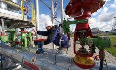 Ukraina un Krievija nevienojas; šodien gāzi vēl 'neatslēgs'