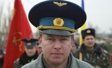 Krimā karavīri nesagaidīja pavēli atklāt uguni, pastāsta Ukrainas pulkvedis