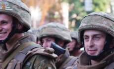 Ukrainā svin neatkarības 25. gadadienu