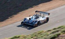 Latviešu komanda Paikspīkas sacīkstēs uzvar elektromobiļu konkurencē un sasniedz jaunu rekordu