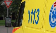 Pie Jaunmārupes avārijā cietuši septiņi cilvēki