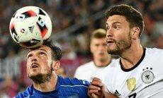 Vācija UEFA oficiāli iesniedz 'EURO 2024' rīkošanas pieteikumu