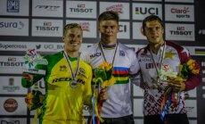 Štrombergam bronza pasaules čempionāta 'time–trial' sacensībās