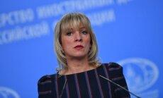 Gaisa triecieni Sīrijā veikti, kad valstij bija 'mierīgas nākotnes iespēja', pauž Krievija